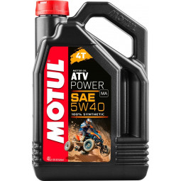 ATV POWER 4T 5W-40 4L