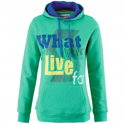 hoody W´S DEEP LAKE 10 l/sl