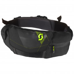hipbelt SIX DAYS black/neon yellow