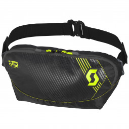 hipbelt EVERYDAY black/neon yellow