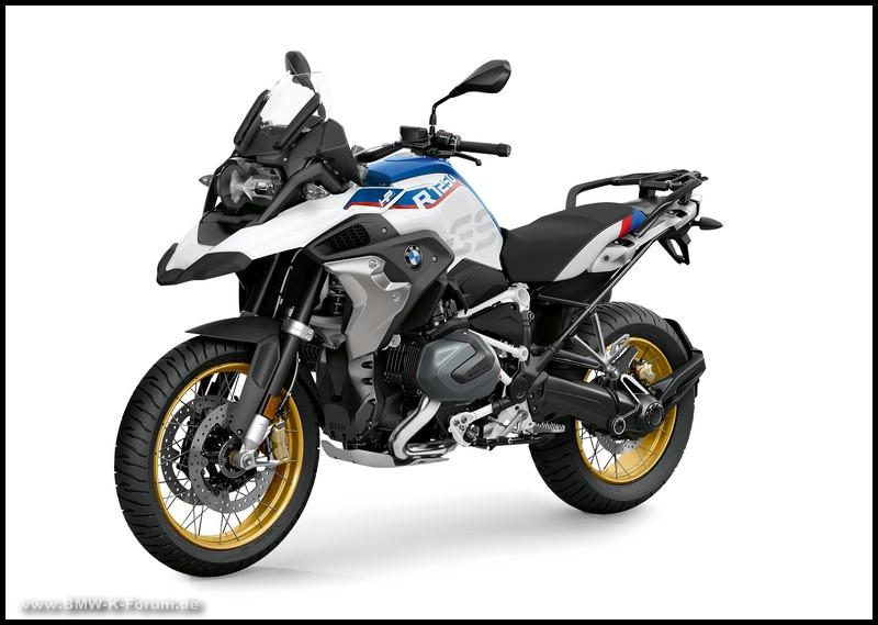 Pozicovna motocyklov BMW